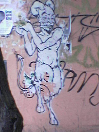 Goatboi Graffiti