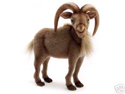 Stuffed Goatboi Toy