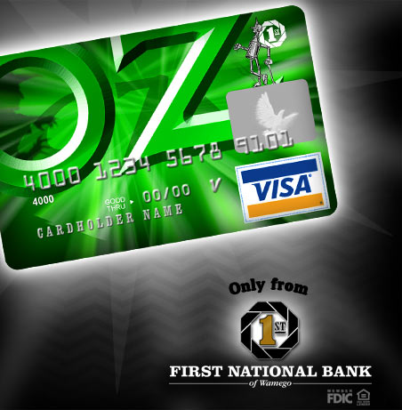 Oz Credit Card