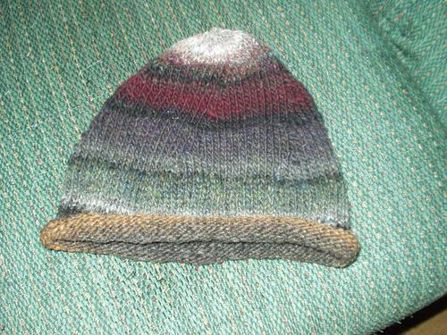 Jason's Christmas Hat
